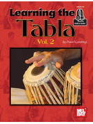 Learning the Tabla Vol.2 (book/CD)