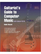 Guitarist's Guide to Computer Music with Cubase SX (book/CD)