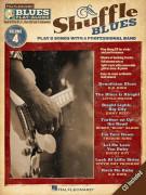 Blues Play-Along volume 4: Shuffle Blues (book/CD)