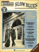Blues Play-Along Volume 3: Slow Blues (book/CD)
