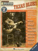 Blues Play-Along Volume 2: Texas Blues (book/CD)