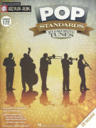 Jazz Play-Along Volume 172: Pop Standards (book/CD)