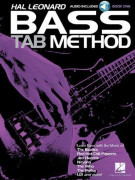 Hal Leonard: Bass Tab Method (book/Audio Online)