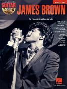 James Brown: Guitar Play-Along Volume 48 (book/CD)