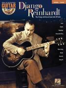 Django Reinhardt: Guitar Play-Along Volume 144 (book/CD)