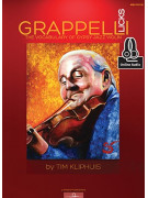 Grappelli Licks - The Vocabulary of Gypsy Jazz (Book/Online Audio)