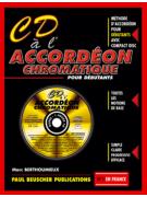 CD à l'Accordéon Chromatique (book/CD)