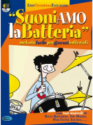 Suoniamo la batteria (libro/CD)