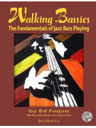 Walking Bassics: the Fundamentals of Jazz Bass Playing (book/CD)