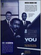 The Blues Minus You (score/CD play-along)
