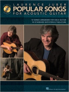Popular Songs For Acoustic Guitar (Book/CD)