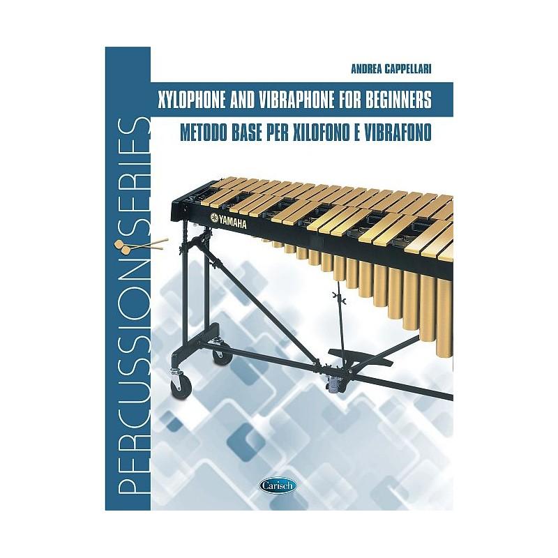 Andrea Cappellari Vibraphone Xylophone And Vibraphone For Beginners Xylophone