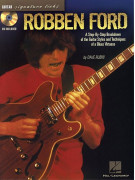 Best of Robben Ford: Signature Licks (book/CD)