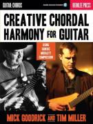 Creative Chordal Harmony for Guitar (book/CD)