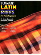 Ultimate Latin Riffs for Piano/Keyboards (book/CD)