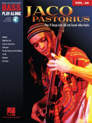 Jaco Pastorius: Bass Play-Along Volume 50 (book/Audio Online)