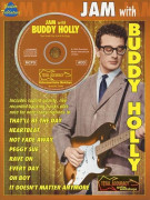 Jam with Buddy Holly (book/CD play-along)