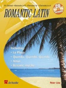 Romantic Latin for Bb Clarinet (book/CD play-along)