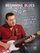 Steve Trovato's Beginning Blues Rhythm Guitar (book/DVD