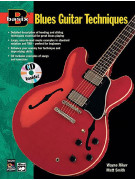 Basix Blues Guitar Techniques (book/CD)
