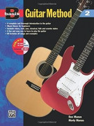 Basix: TAB Guitar Method, 2 (book/CD)