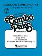 Dixieland Combo Pak 3 (book/CD)