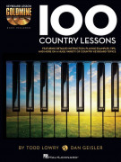 Goldmine : 100 Country Lessons - Keyboard (book/2 CD)