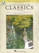 Journey Through the Classics: Book 1 Piano (book/Audio Access)