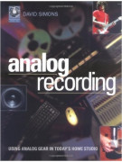 Analog Recording (book/CD)