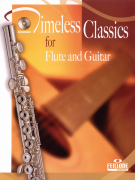 Timeless Classics for Flute and Guitar (book/CD)