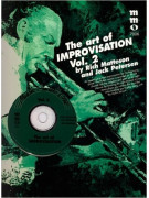 The Art Of Improvisation, Vol. II (book/CD play-along)