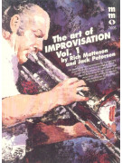 The Art Of Improvisation, Vol. I (book/CD play-along)