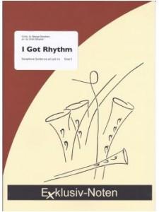 I Got Rhythm (Saxophone Quintet)