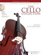 The Cello Collection: Intermediate to Advanced (book/2 CD)