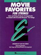 Movie Favorites for Strings - Cello