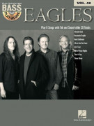 Eagles: Bass Play-Along Volume 49 (book/CD)