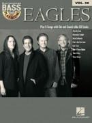 Eagles: Bass Play-Along Volume 49 (book/CD)