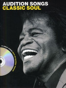 Audition Songs: Classic Soul - Male Voice (book/CD sing-along)