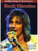 Audition Songs: Rock Classics - Male Singers (book/CD)