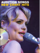 Audition Songs: New Chart Hits - Female Singers (book/CD)