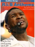 Audition Songs: R&B Anthems- Male Singers - (book/CD sing-along)