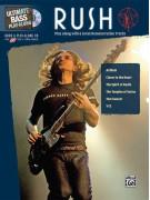 Ultimate Bass Play-Along: Rush (book/CD)