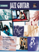 The Complete Jazz Guitar Method: Intermediate (book/CD)