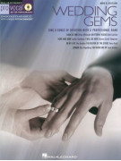 Pro Vocal Wedding Gems - Male Singers (book/CD)