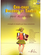 Cha-Chas, Boleros et Tangos (book/CD)