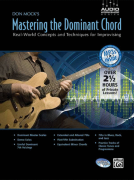 Mastering the Dominant Chord (book/CD)