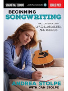 Beginning Songwriting (book/Audio Online)
