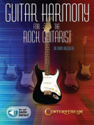 Guitar Harmony For The Rock Guitarist (Book/Online Audio)