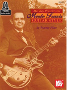 The Merle Travis Guitar Style (book/CD)