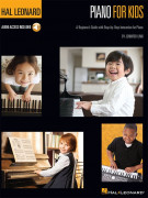 Hal Leonard Piano for Kids (book/Audio Online)